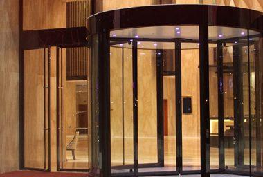 درب شیشه ای اتوماتیک برقی